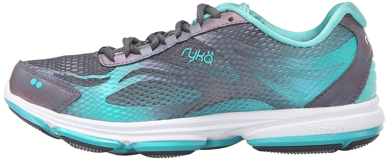 Ryka Women's Devo Plus 2 Walking Shoe B01A62UYLG 8.5 B(M) US|Grey/Teal