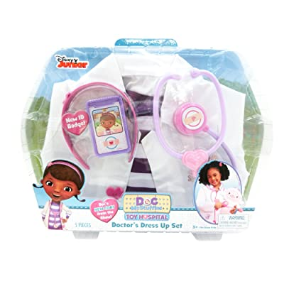 Just Play Doc McStuffins Playset: Toys & Games