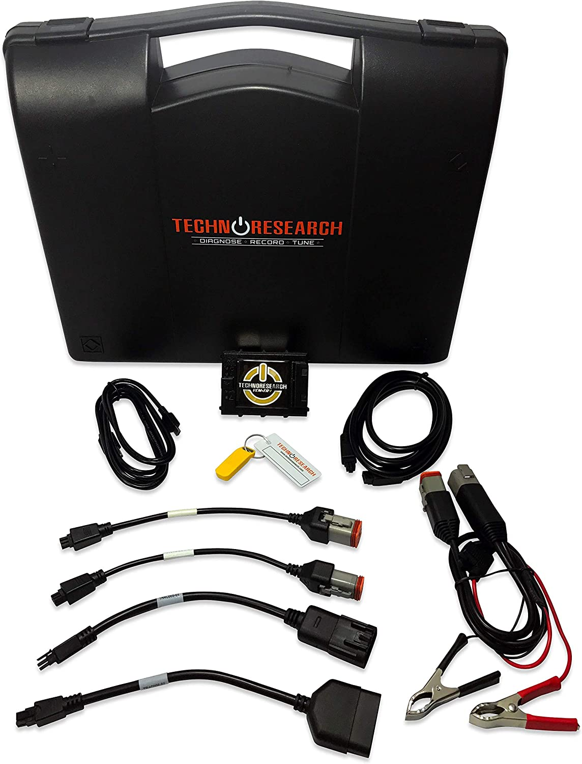 TechnoResearch Centurion Super Pro Plus - Motorcycle Diagnostics for Harley, Victory & Indian