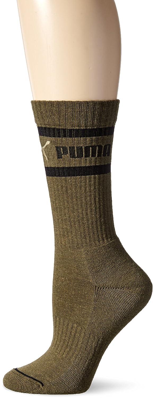 PUMA womens standard Puma Women's 1 Pack Tube Socks Black 9-11 P108376-007