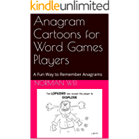 Anagram Cartoons for Word Games Players: A Fun Way to Remember Anagrams