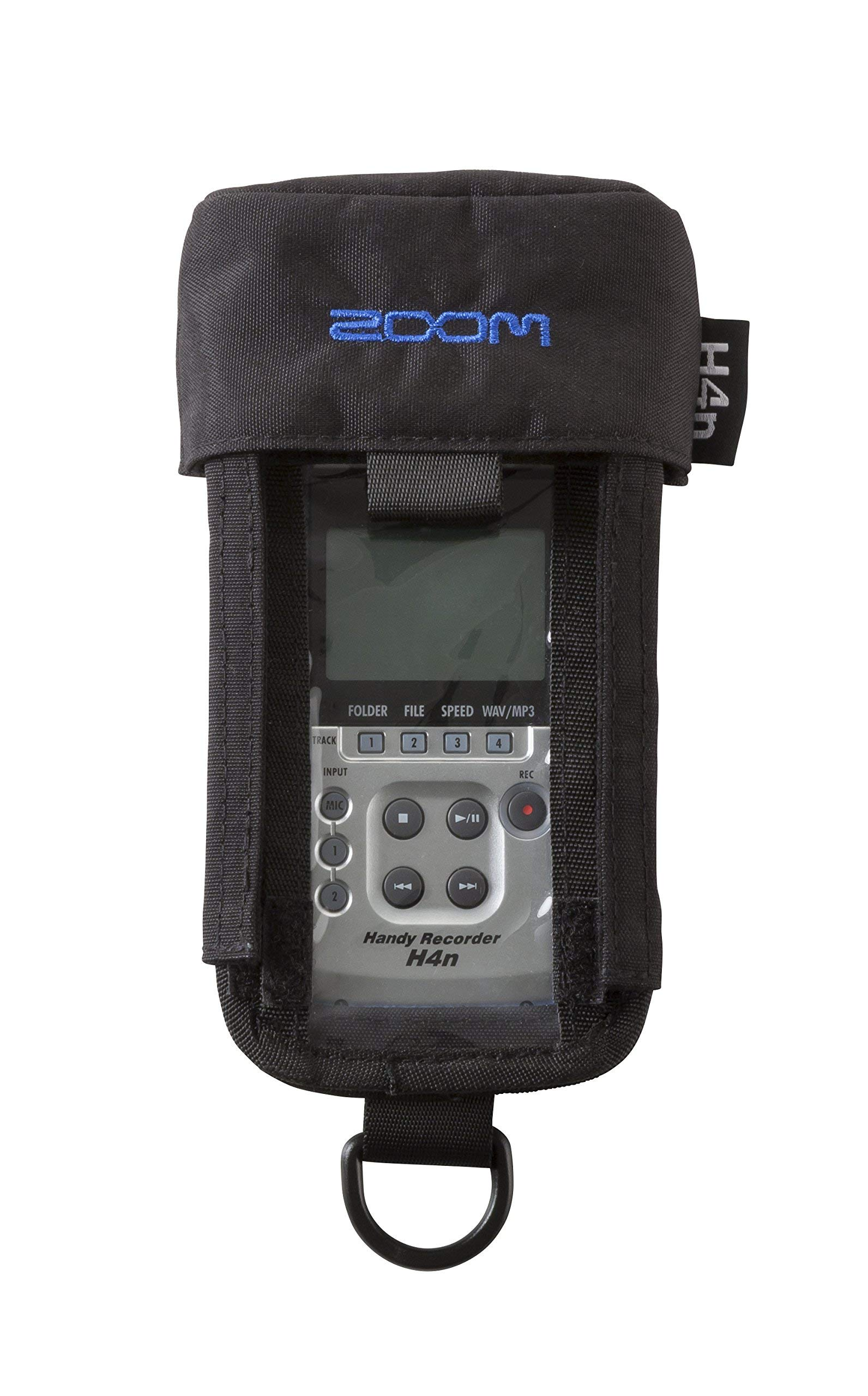 Zoom PCH-4n Protective Case for Zoom H4n (Certified Refurbished)