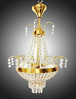 Buy prop it up antique design white crystal chandelier prop it up antique design golden white crystal chandelier dia 33cm height aloadofball Gallery