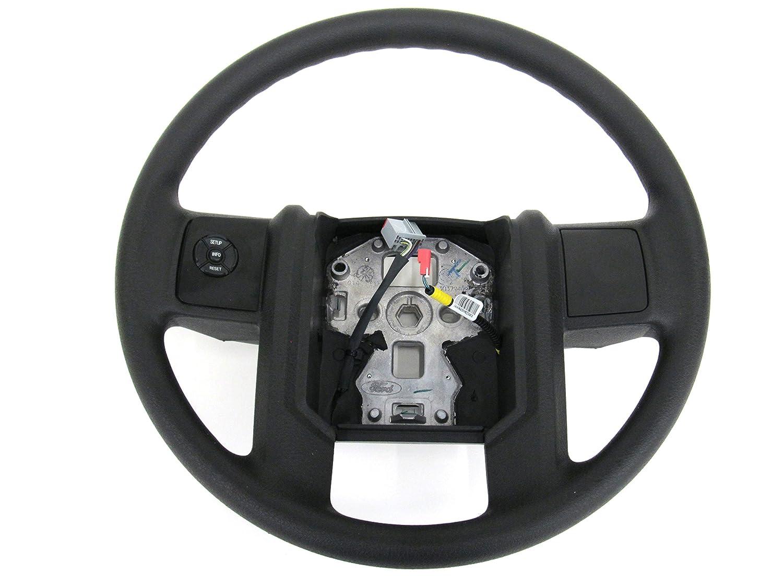 2011 2016 Ford F250 F350 F450 F550 Super Duty Black 1955 F100 Steering Wheel Vinyl Oem Automotive