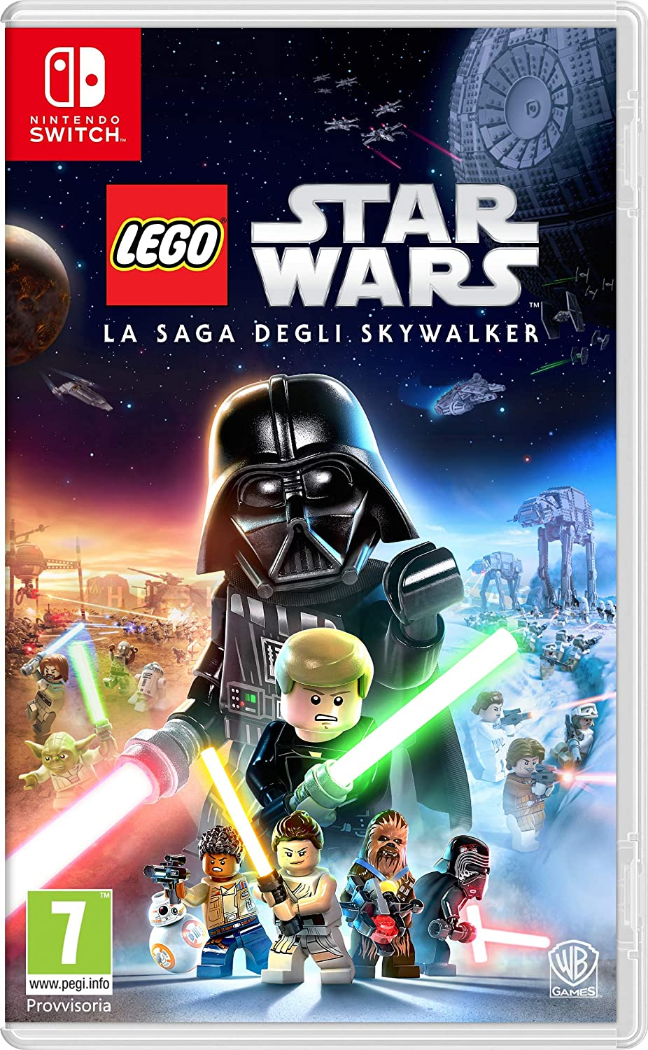 Lego Star Wars: The Skywalker Saga - Nintendo Switch [Importación ...