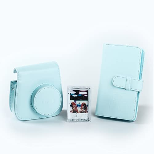 instax Mini 9 Accessory Kit - Ice Blue