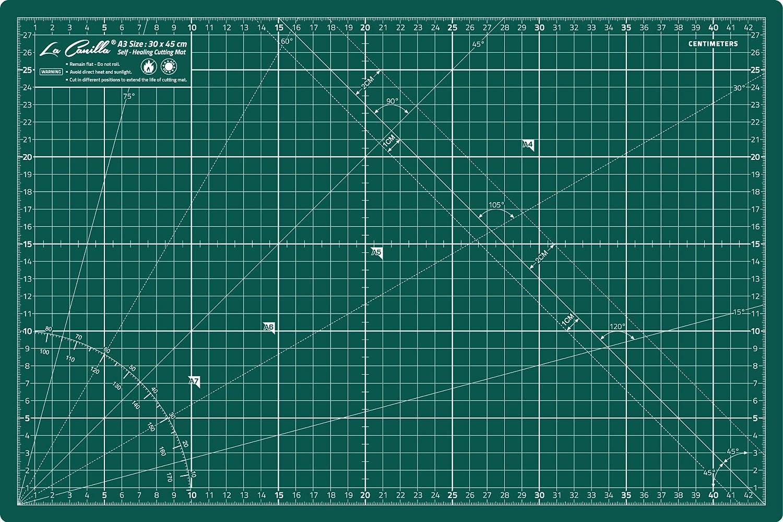 La Canilla ® - Base de Corte Autocicatricante Patchwork A3 ...