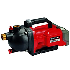 Einhell Aquinna Power X-Change 36-Volt Cordless 13.2 Gal/Min, Max 37.7 PSI, Portable Water Transfer Garden Pump, Tool Only (Battery + Charger Not Included)