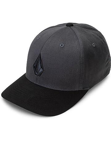 new product b072d 39b3f Volcom Men s Full Stone Flexfit Stretch Hat