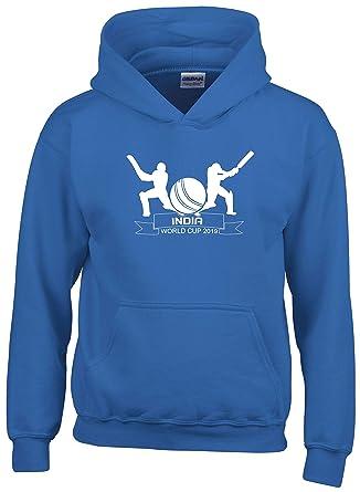Clothing Pakistan Cricket World Cup 2019 Batsman Hoodie Kids Green