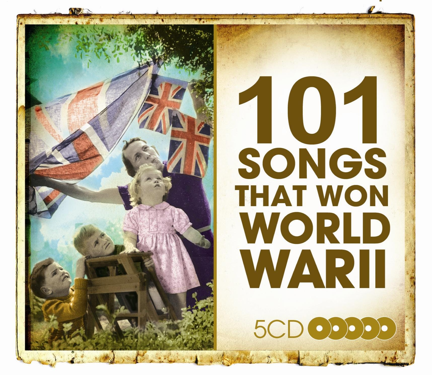 101 Songs That Won World War II by 101 DISTRIBUTION