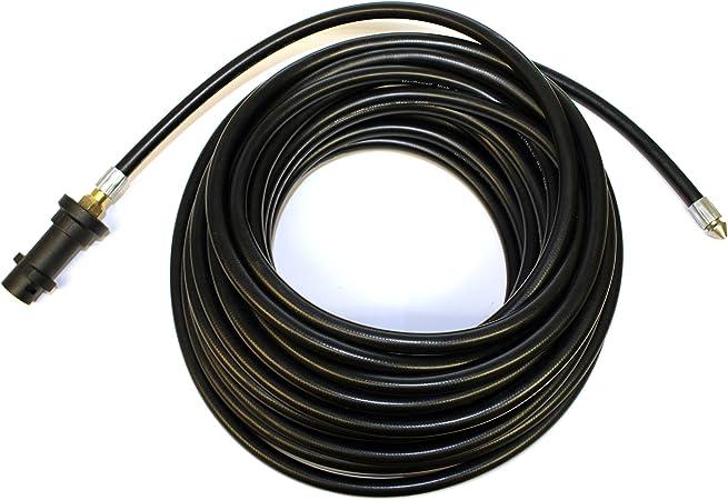 2-20M Pressure Washer Hose Drain Sewer Jet Nozzle For Karcher K /& NILFISK