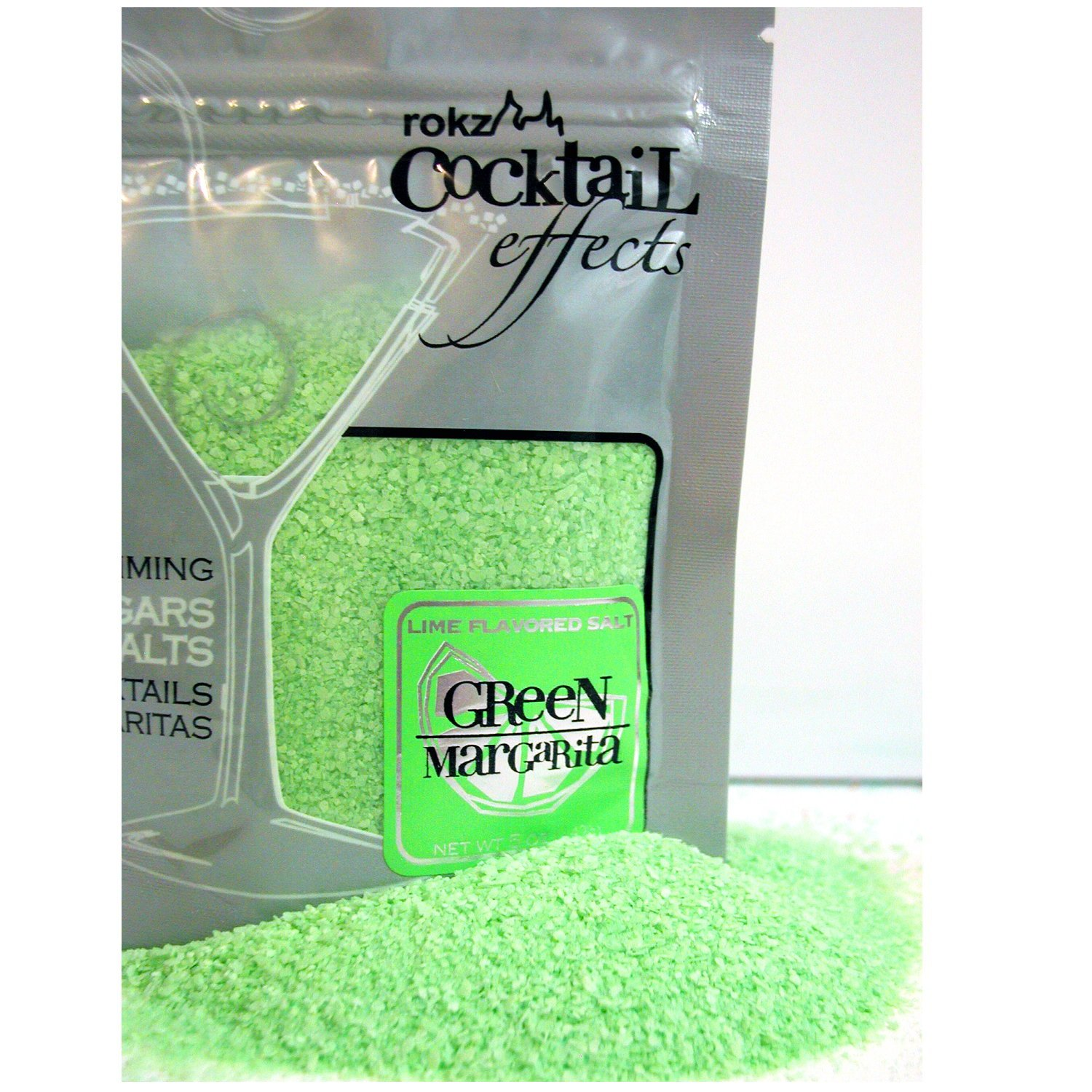 Green Margarita Rimming Salt