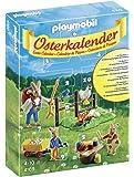 Playmobil - 4169 - Calendrier De L'avent - Calendrier De Pâques Lapins