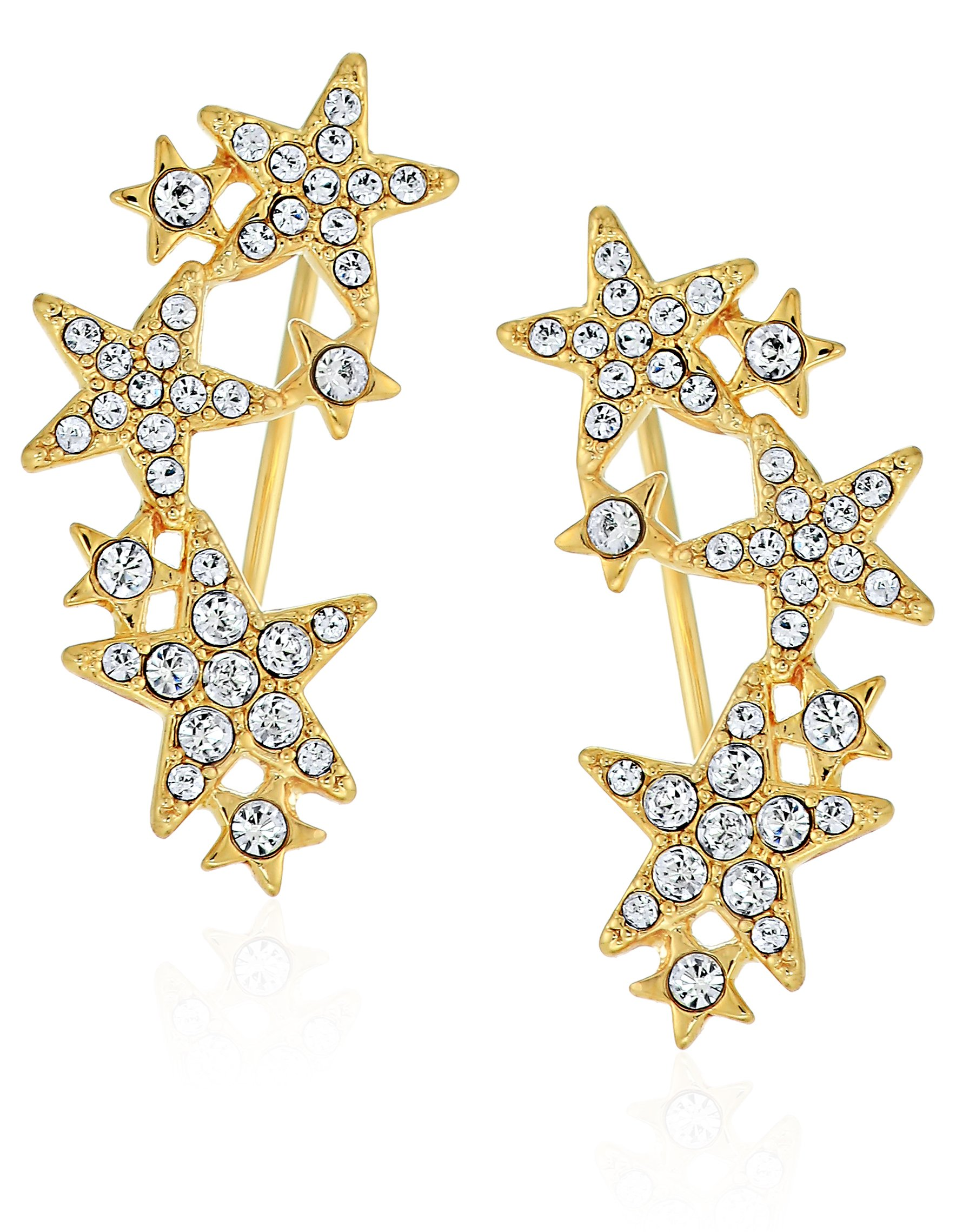 kate spade new york Seeing Stars Star Gold Ear Cuff