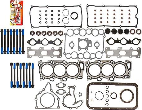 Honda Acura Isuzu 3.2 6VD1 3.5 6VE1 DOHC Cylinder Engine Head Gasket Set