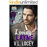 Loving Layne ( A Hockey Allies Bachelor Bid MM Romance #2) (Hockey Allies Bachelor Bid Series)
