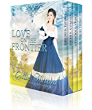 Love on the Frontier: Wagon train, mail order bride, Civil War, marriage of convenience