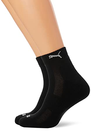 ab0a67555 Puma Sports Socks (Asstd. Colours) Unisex Cushioned Match Quarter (2 ...