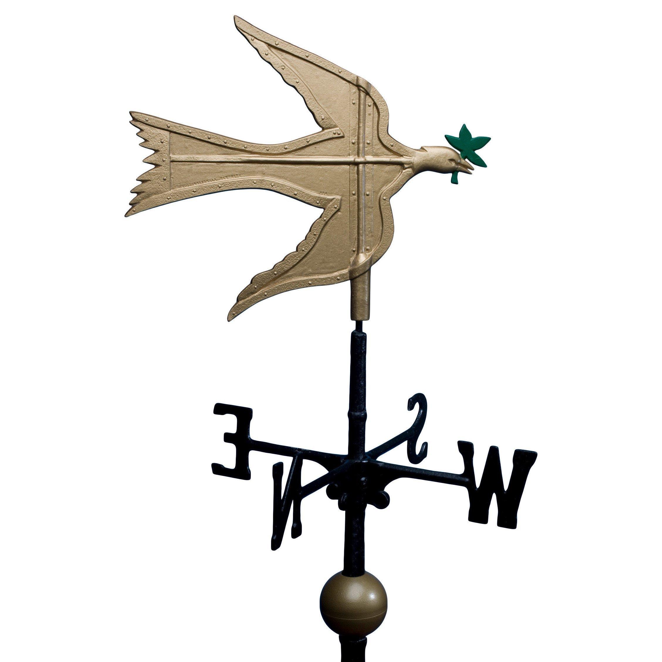 George Washington's Mount Vernon Dove of Peace Weathervane