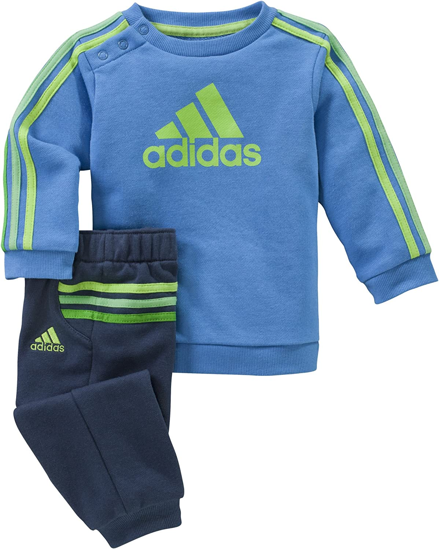 adidas - Chándal ligero para bebé BLASTPINK/CO Talla:12 meses (80 ...