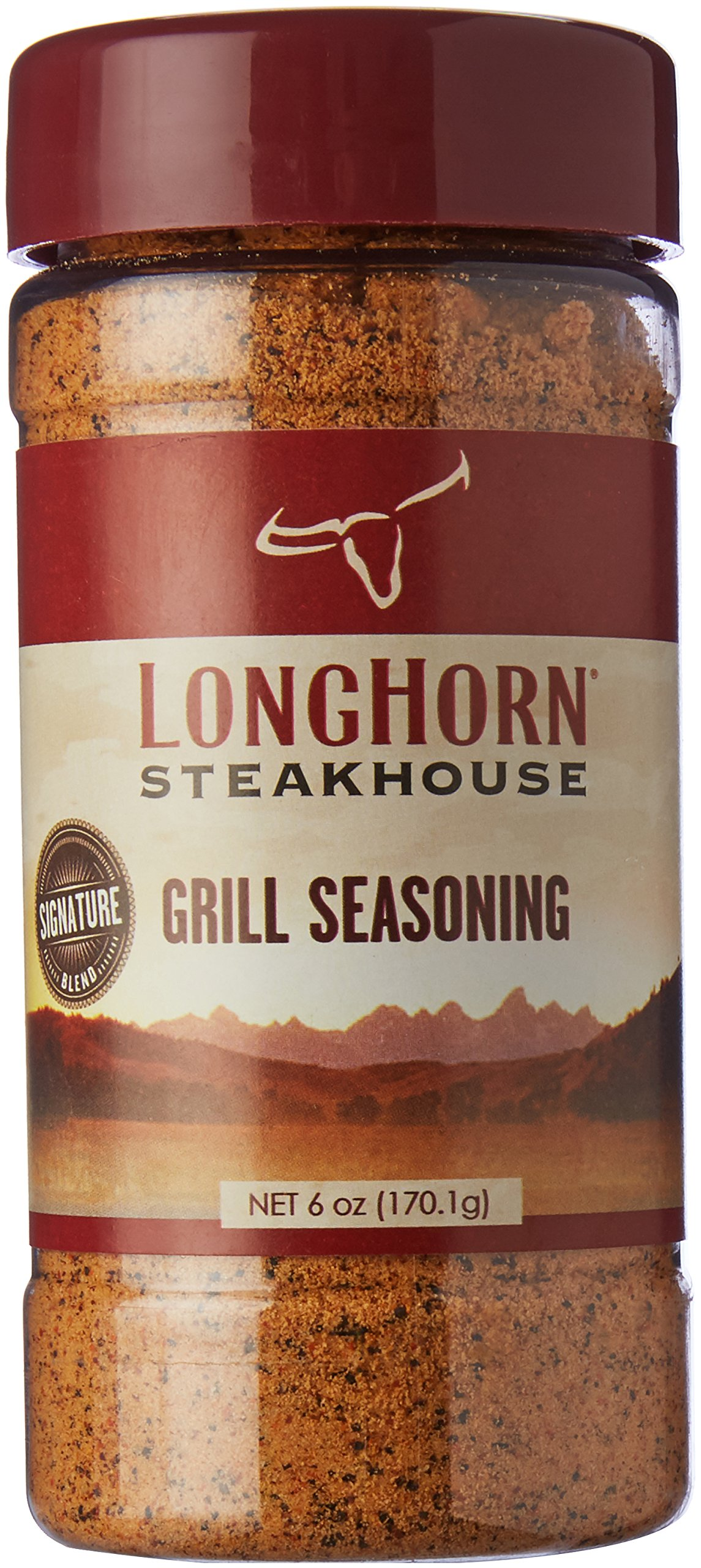 amazon com badia ssnng long horn grill 6 oz pack of 3 grocery