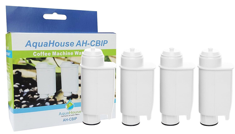 4x AH-CBIP Compatible para Brita Intenza+ Philips Saeco CA6702/00 ...