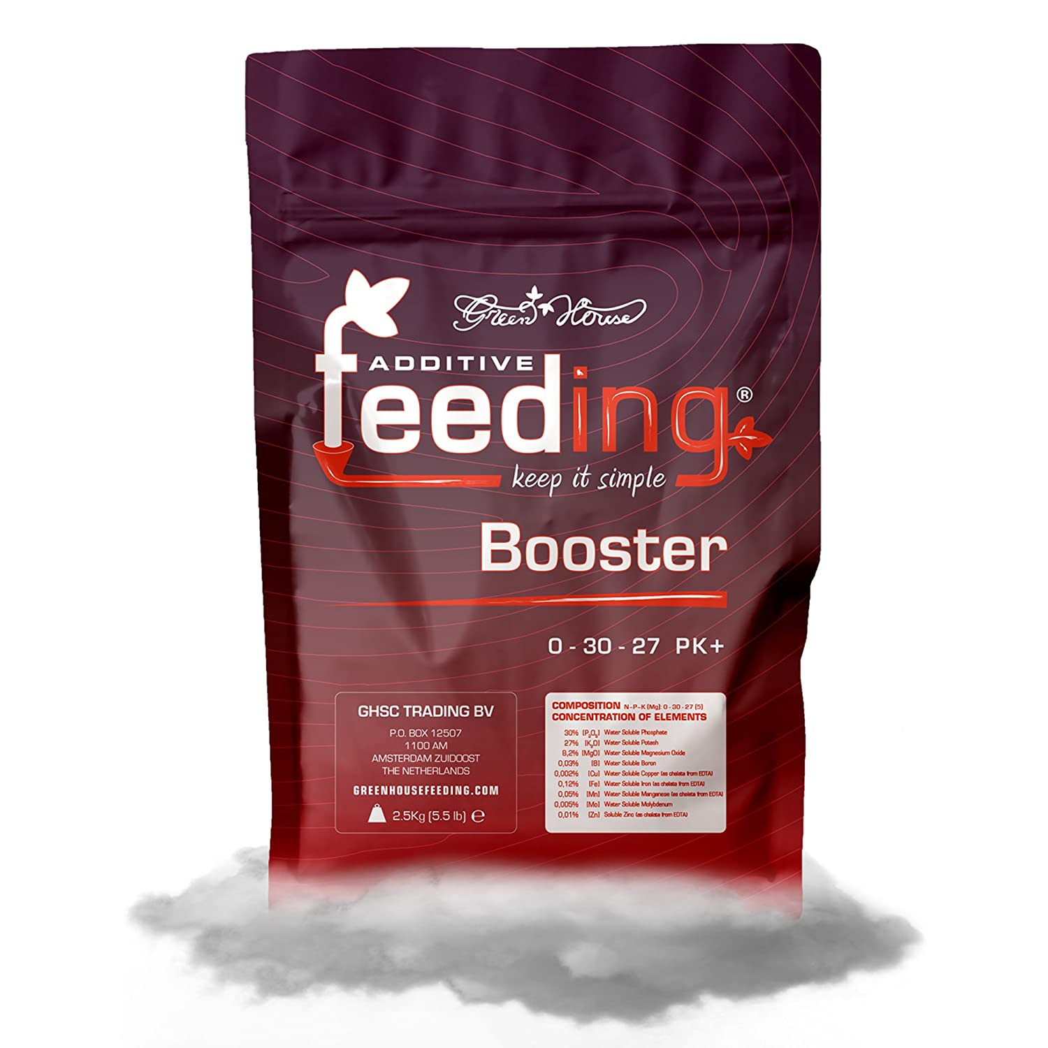 Green House Feeding - BOOSTER - 2500 gr. - Blütestimulator