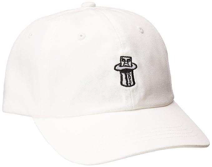 Obey - Gorra de béisbol - para Hombre Blanco Talla única  Amazon.es  Ropa y  accesorios e6f327b37f1