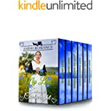 Forget Me Not My Love: Amish Romance - 6 Book Series Box Set