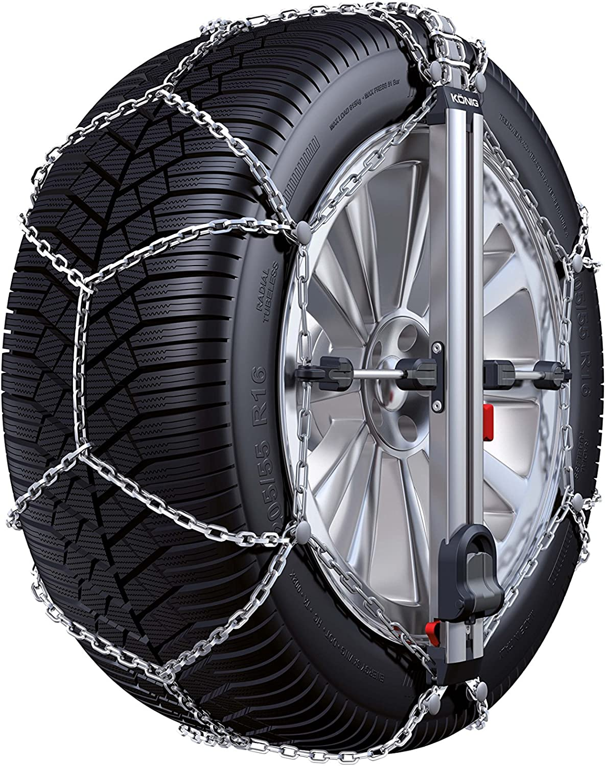 (Buying Guide): 11 Best Snow Chains for Trucks in 2021 3