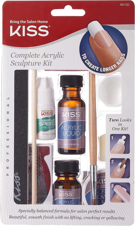 Kiss Acrylic Kit Large Amazon Ca Beauty