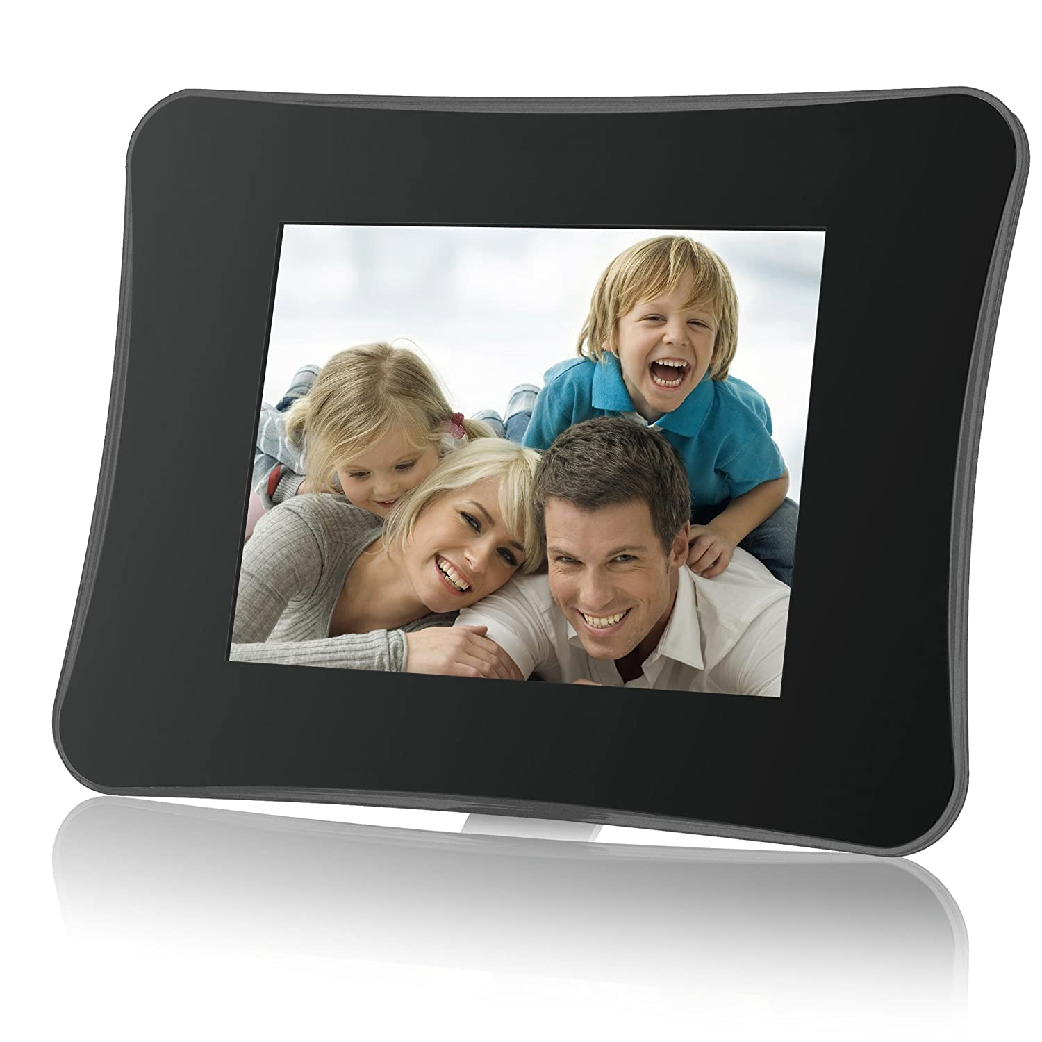 Amazon.com : Coby DP750 7-Inch Photo Frame with Multimedia Playback ...
