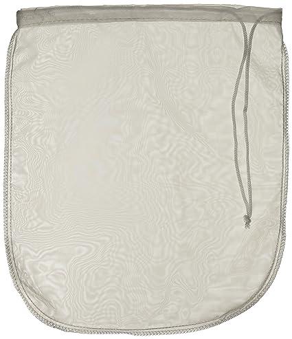 Home Brew Ohio Premium Fine Mesh Food Grade Nut Milk Bag for Almond Milk/Soy Milk, 9″ x 12″