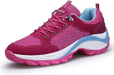 KOUDYEN Unisex Zapatillas Deportivas de Running Sneakers ...