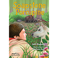 Soapstone Porcupine (Orca Echoes)