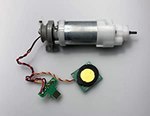 iRobot Roomba 500/600/700 Series Brush Motor + Dirt Sensor Detector