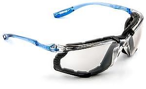 3M Virtua CCS Protective Eyewear 11873-00000-20, Foam Gasket, Anti Fog Lens - 11874-00000-20