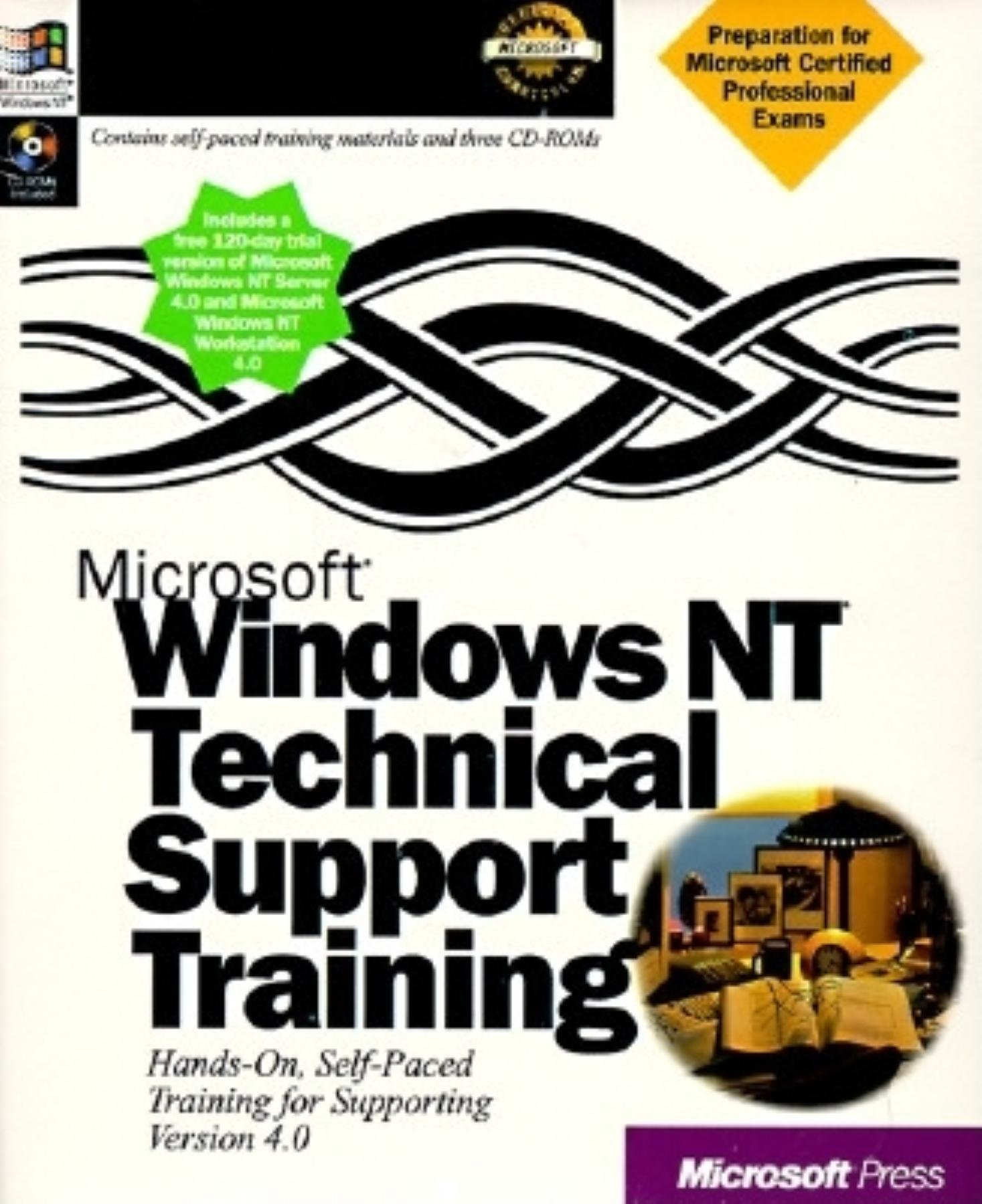 Microsoft Windows NT Technical Support Training (Microsoft