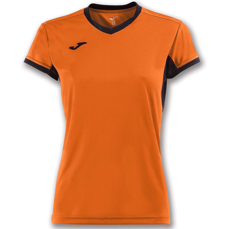 Amazon.com : Joma Teamwear T-Shirt Short Sleeves Champion IV Womens Lime-Black Uniforms : Sports & Outdoors