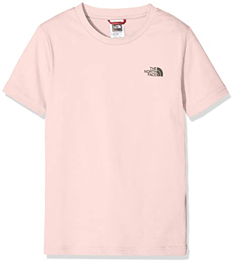 0172ffc44 The North Face YS/S Simple Dome Tee, T-Shirt Unisex Bambini