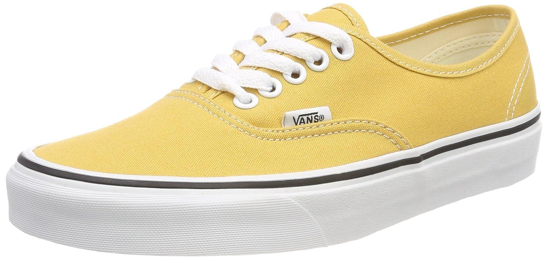 Vans Unisex-Erwachsene Authentic Sneaker  42 EU|Gelb (Ochre/True White Qa0)