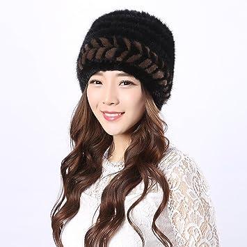Wuyulunbi  Sombreros para el otoño y el Invierno cálido Sombreros de  Sombreros y Gorras  Amazon.es  Deportes y aire libre 0514a877d3ac