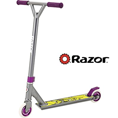 Razor Pro El Dorado Kick Scooter - Gray: Sports & Outdoors