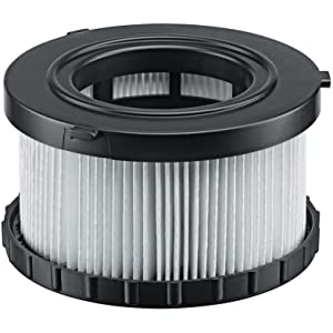 DEWALT DC5151H HEPA Replacement Filter For DC515