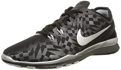 Nike Damen Free 5.0 Tr Fit 5 MTLC Laufschuhe: Amazon.de: Schuhe ...