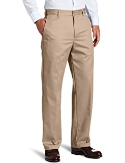 Pants Clothing, Shoes & Accessories Izod Stretch Chino Sport Flex Waistband Straight Smoked Pearl Men Pant 34-32 Nwt