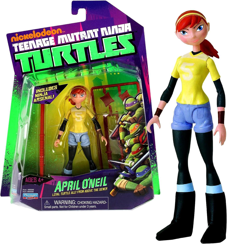 5 inch Playmates Teenage Mutant Ninja Turtles KARAI TMNT Action Figure Toy