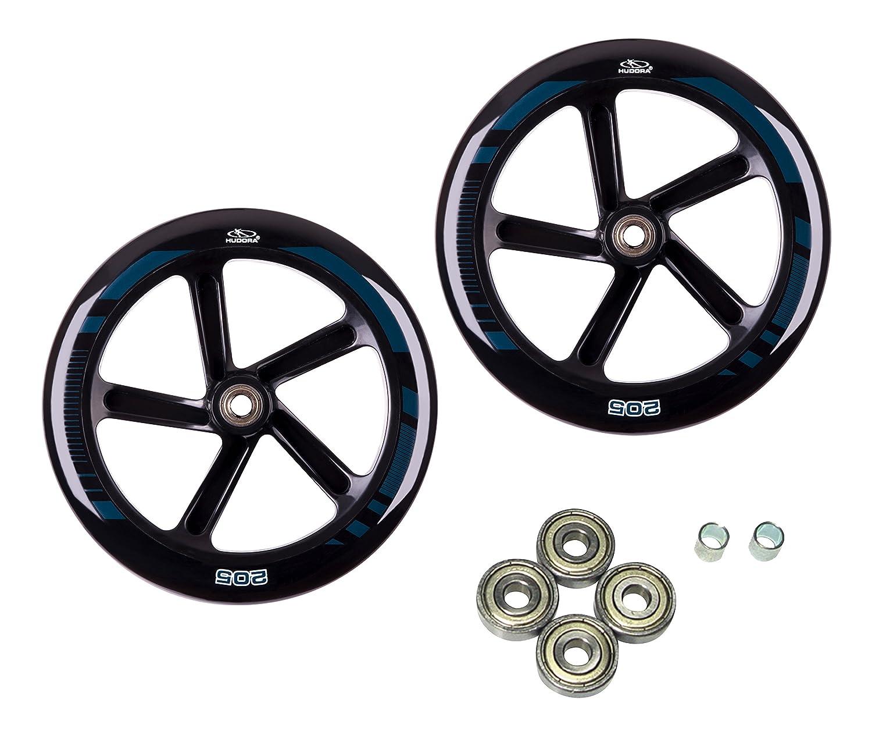 Hudora 14784 Set Rueda de Repuesto para Big Wheel 205 ...
