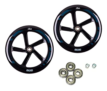 Hudora 14784 Set Rueda de Repuesto para Big Wheel 205 ...